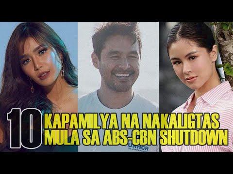 Mga Kapamilya na lumipat/bumalik sa GMA bago ang ABS-CBN Shutdown   Kapuso Archives