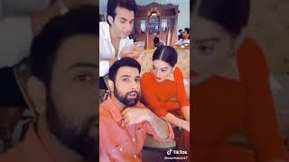 Noor Hasan, Shehroz sabzwari and Minaal Khan funny video 😜