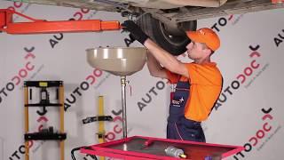 Cum se inlocuiesc filtru de combustibil pe OPEL CORSA B TUTORIAL | AUTODOC