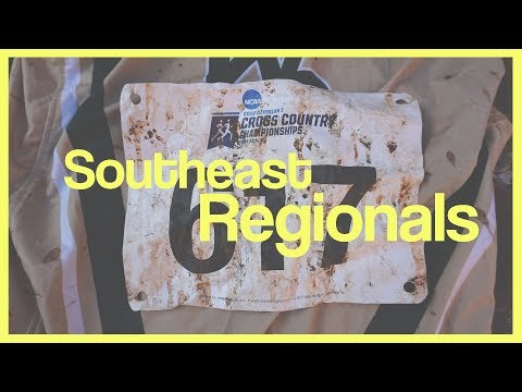 Southeast Cross Country Regionals 2018 | My First 10k!!