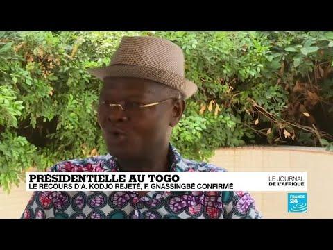 Togo : La Cour constitutionnelle valide l'élection de Faure Gnassingbé