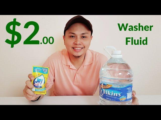 ᐉ 7 Best Windshield Washer Fluid Reviews (Updated List