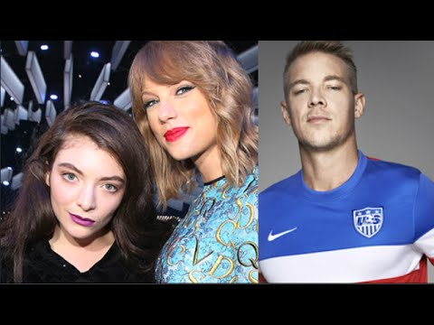 Lorde Defends Taylor Swift Over Booty Comments! Mp3
