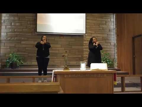 Sign Language Praise Team- Broadview Wesleyan Church