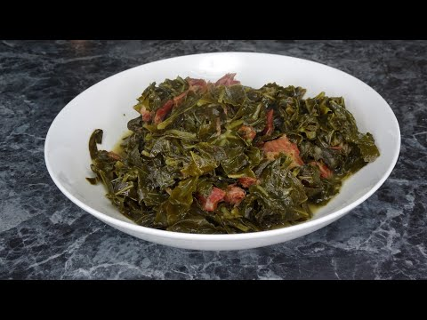 Cook With Me |Southern Style Collard Greens With Smoked Turkey| Super Simple