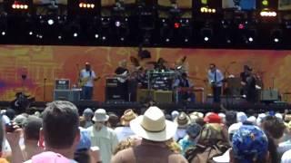 Robert Randolph & the Family Band - Eric Clapton's Crossroads Festival - 6/26/2010