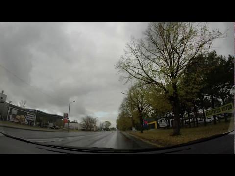 Lithuania - Latvia - Estonia - GoPro Driving Timelapse