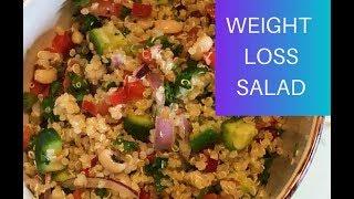 NUTRITIOUS WEIGHT LOSS SALAD| Healthy SALAD recipes | Mrs. Turmeric