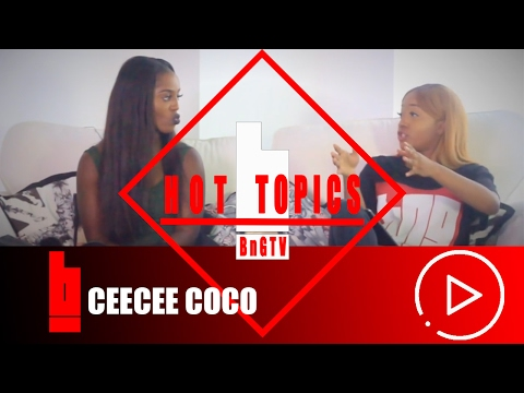 CeeCee CoCo - Bait On Insta, Made Me NEVER, Dance Class, Jealousy | HOTTOPICS | @BnG.TV