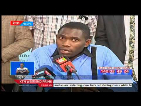 KMPDU officials agree on a deal with KNH doctors to return to work after singing deal