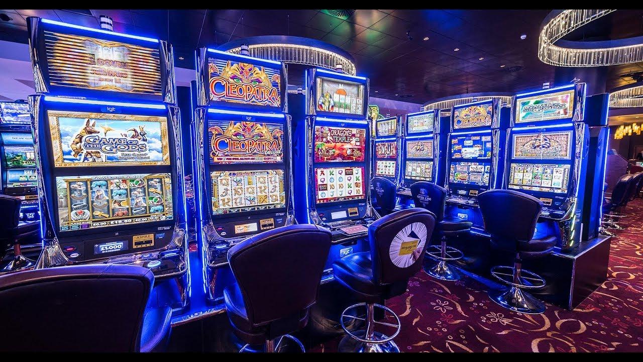 игровые клубы казино россия