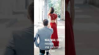 Pyar Karde Aa | New Punjabi song | Sara Gurpal | Letest romantic WhatsApp status