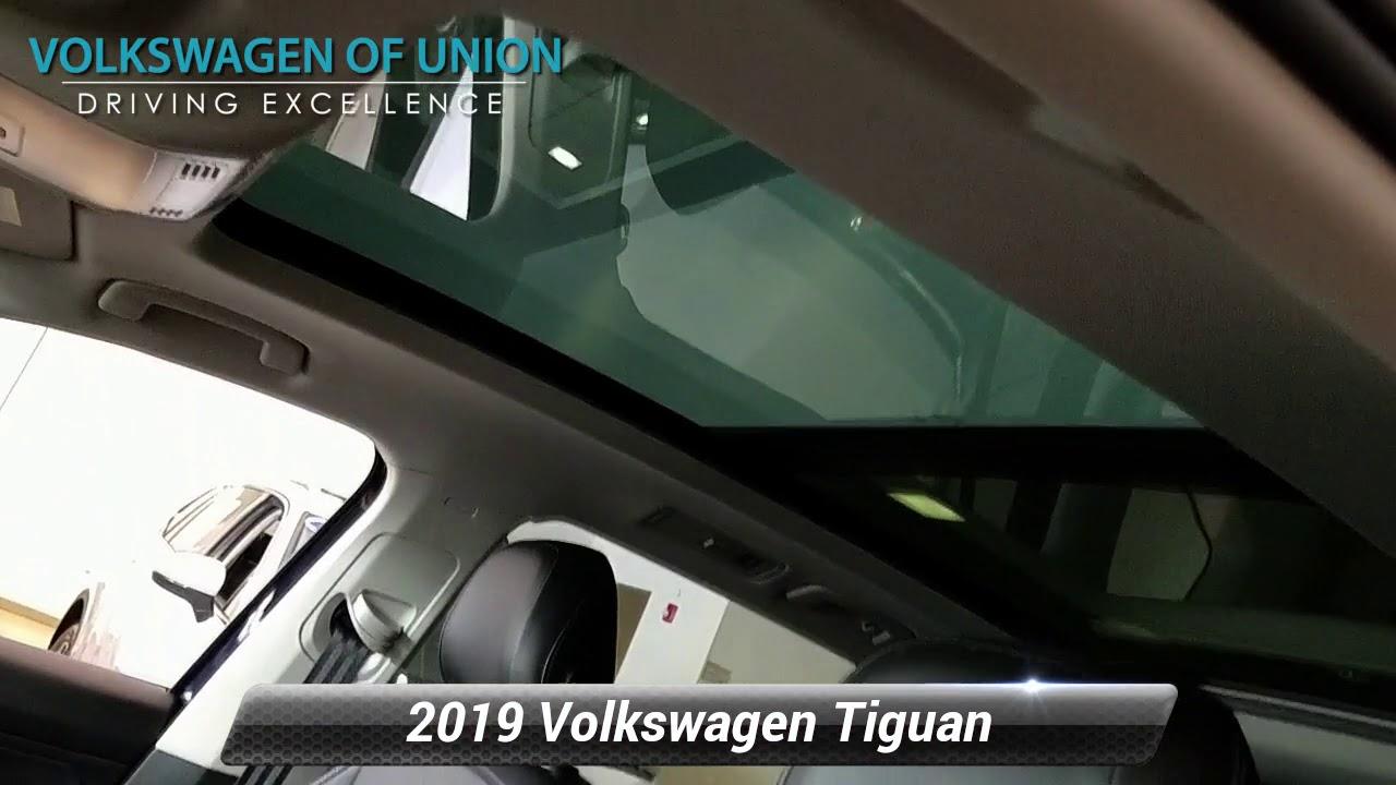 new 2019 volkswagen tiguan se union nj km048393 youtube youtube