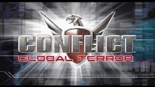 Conflict: Global Terror DEMO - PS2 - 16:9 Widescreen