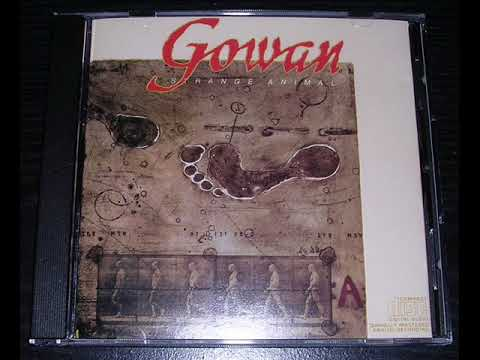 Gowan Strange Animal FULL ALBUM Original Cd Press HQ