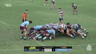 Round 4 Re-cap - Brothers v Norths