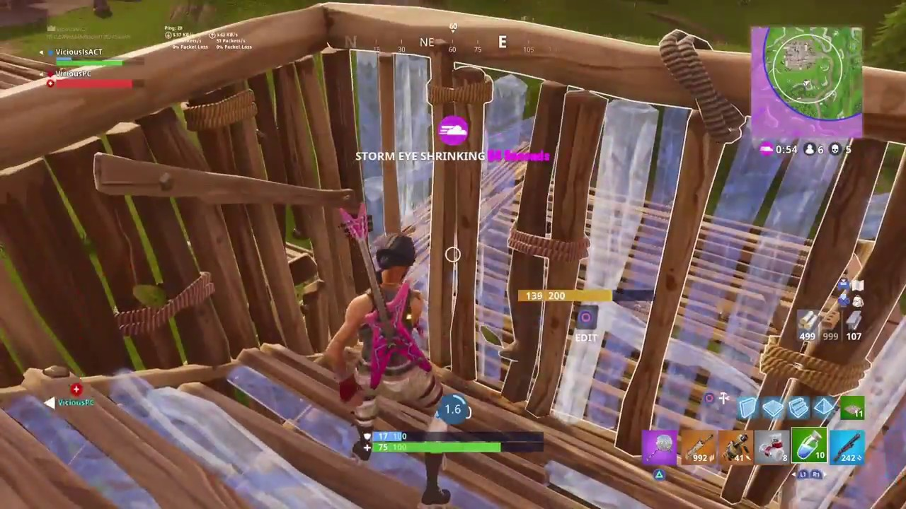 How To 1v1 Me And Missinginactionn How To Join Vicious Fortnite