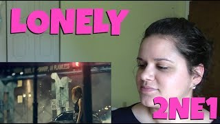 Video 2NE1 - Lonely MV Reaction download MP3, 3GP, MP4, WEBM, AVI, FLV Agustus 2018