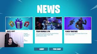GIFTING SKINS TO SUBSCRIBERS! NEW GIFTING SYSTEM IN FORTNITE RIGHT NOW!!
