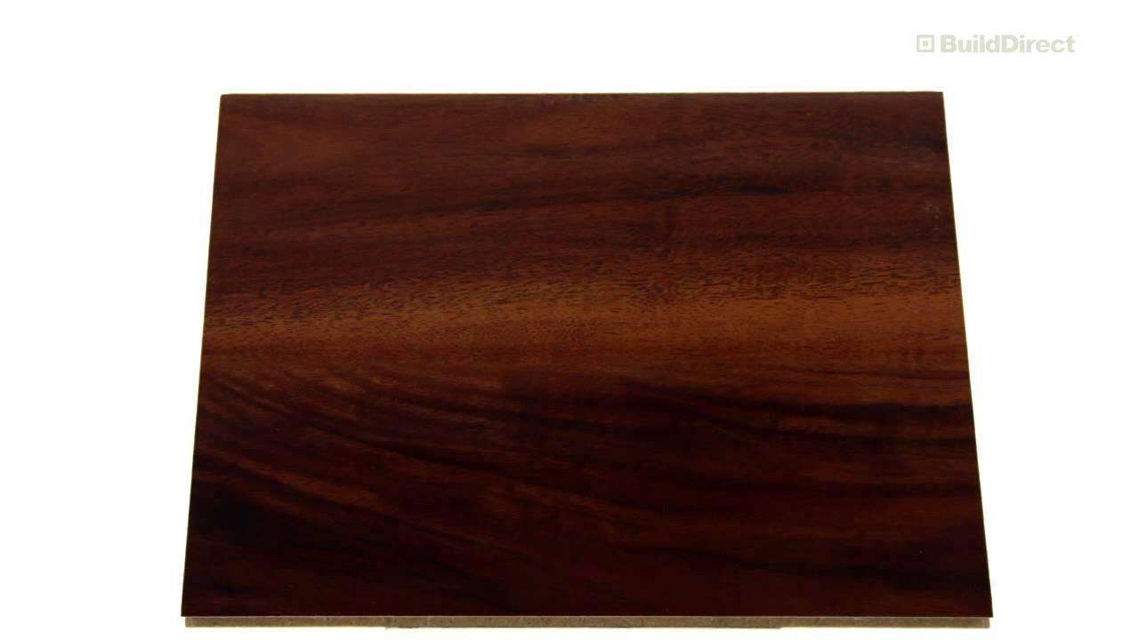 Lamton Tropical Exotic Walnut Cognac 12mm Laminate Flooring