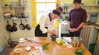 High Fibre, High Prebiotic Recipe: Red Lentil Curry Soup