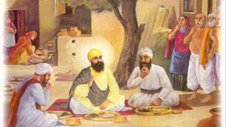 Sakhian Guru Nanak Dev Jee Diyan-1 In Sweet Old Language