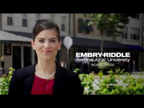 Embry-Riddle Worldwide - The World Awaits