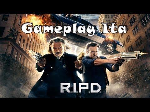 RIPD The Game - Gameplay Ita