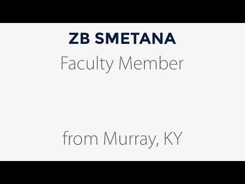 Holiday Traditions featuring ZB Smetana from Murray, Kentucky
