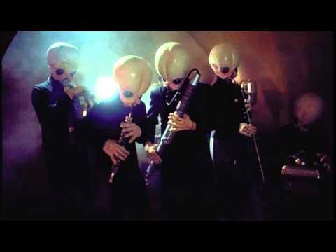 Cantina Band - From Original Soundtrack LP - John Williams conducting the London Symphony Orchestra