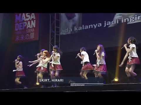 JKT48 - Rok Bergoyang (Skirt Hirari) [Short Ver]