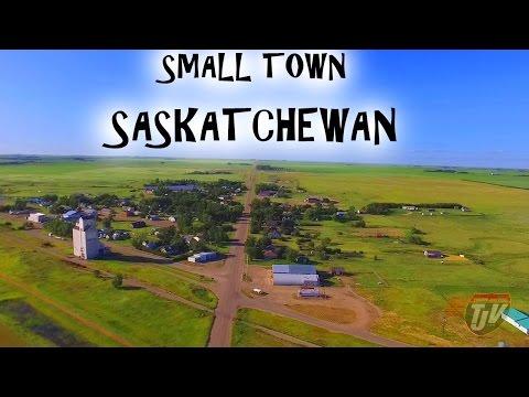 TJV - SMALL TOWN SASKATCHEWAN - #790