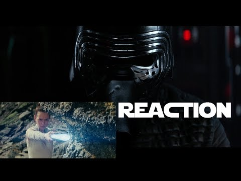 Download Youtube: KYLO REN REACTS to The Last Jedi Trailer