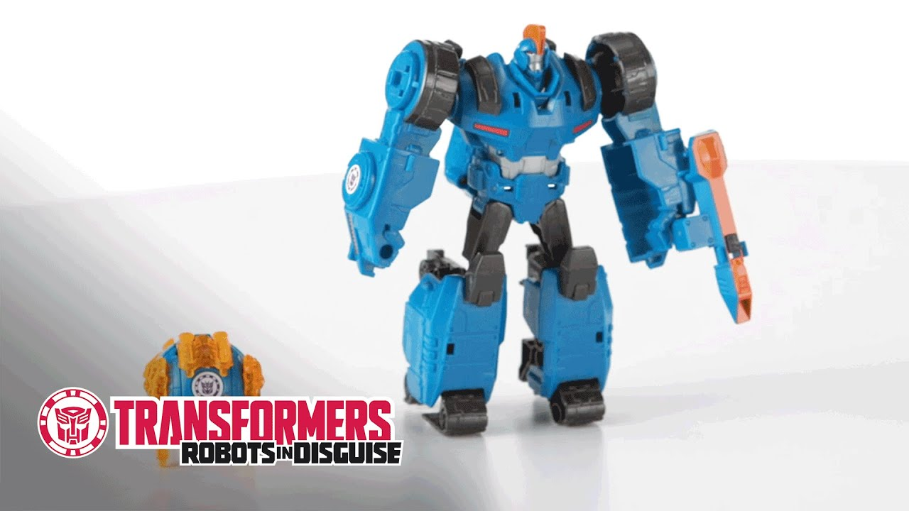 BeastBox Step 1 Transformers: Robots in Disguise Hasbro Mini-Con Figures