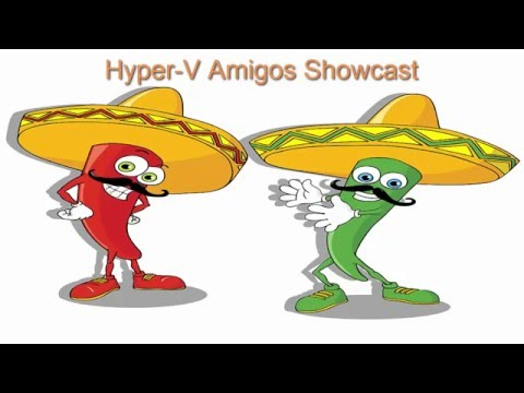 Hyper V Amigos Showcast 10 - Failover Cluster 2016