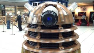 Dalek commands you to come to Spooky City parade