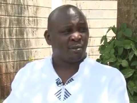 Stanely Kamau - Ahadi Kenya Trust