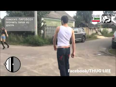 GTA On Real Life Maden By Russian Guys Makes You Laugh