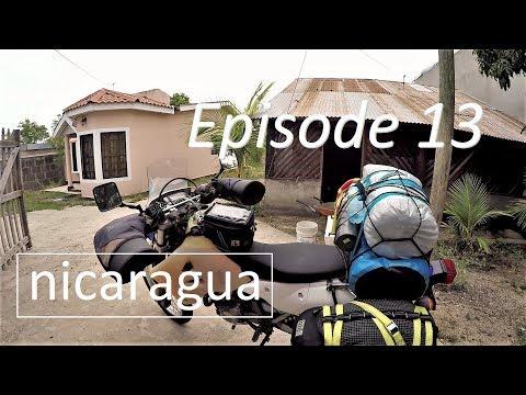 Episode 13  - Nicaragua - Motorbike Explorer