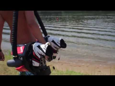 Flyboard In Moscow