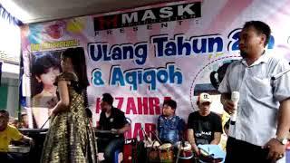 Aksi Kendang Ayah Tasya Rosmala (mas Yanto) - Selimut Biru Feat Tasya Rosmala