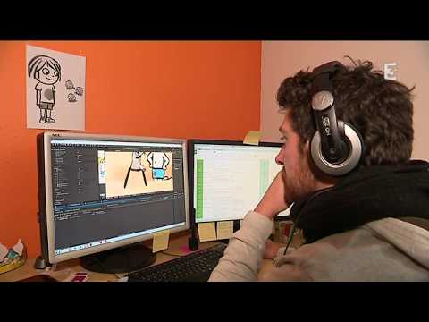 Le film d'animation (1/4) : Les studios Tchak à Lille, un acteur incontournable de l'animation