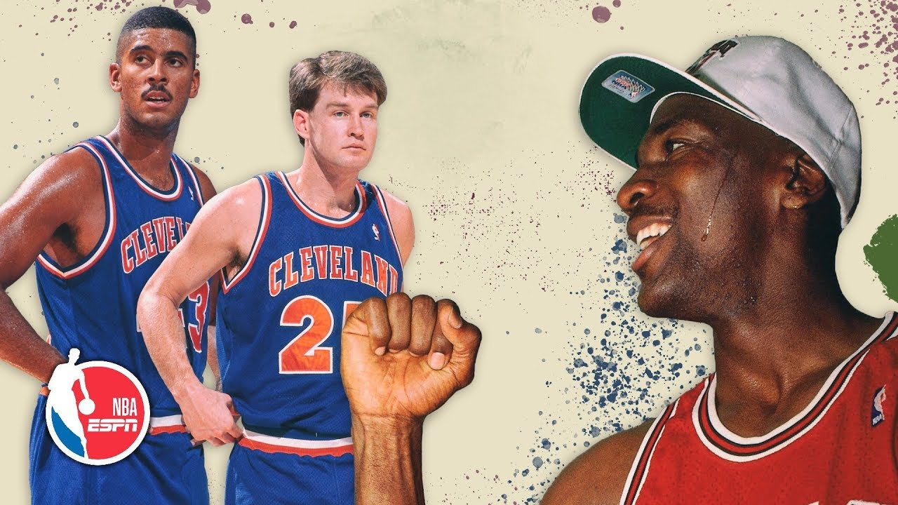 The '80s-'90s Cavs were great at everything ... except defending Michael Jordan | Bulldozed