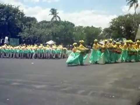 PARADA ED DALAN-UMINGAN street dancing competition