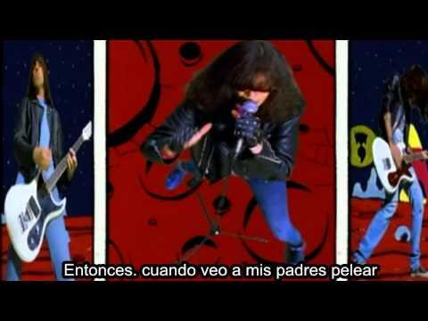 The Ramones - I Don´t Wanna Grow Up [Subtitulado en Español] HD