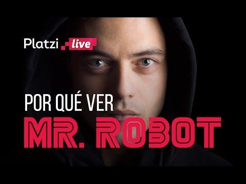 Lo que Mr Robot te enseña acerca de seguridad informática