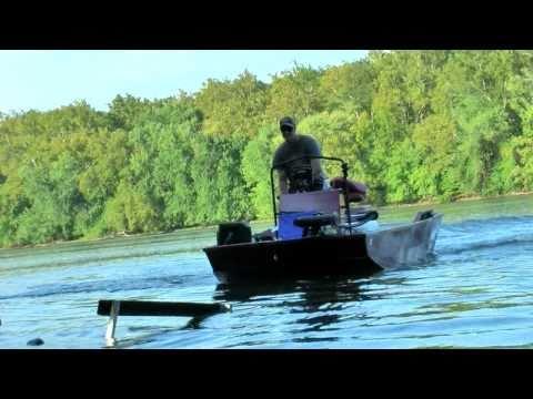Flying the Skimmer (on the upper Potomac river)