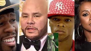 50 Cent vs Papoose Continues: FAT JOE SAVES PAPOOSE from 50 Cent over Remy Ma issues