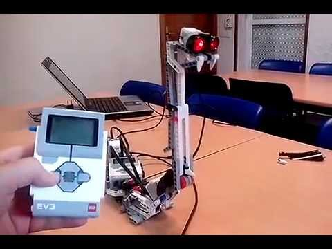 SNAKE MINDSTORMS LEGO BLUETOOTH CONTROLLER R3PTAR - YouTube
