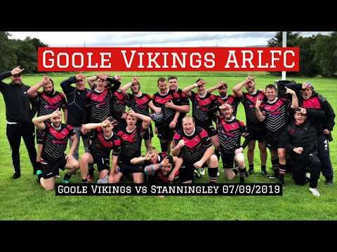 Goole Vikings Vs Stanningley - Full Game
